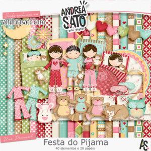 Kit Festa do Pijama