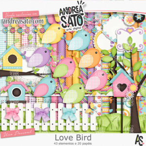 Kit Love Bird